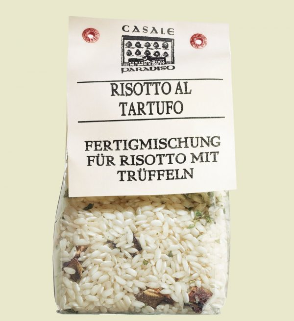 Risotto al Tartufo